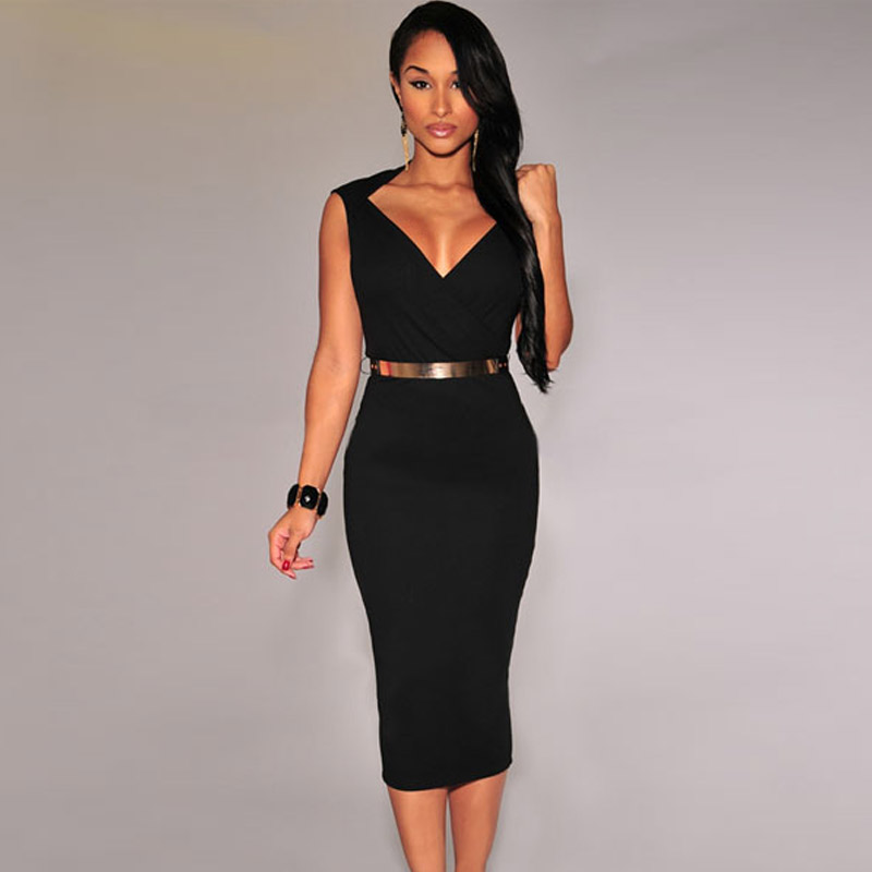 Cocktail Dresses Midi Length 5